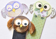morepork bookmark